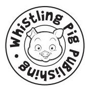Whistling Pig Publishing logo childrens story book Ogilvy the Pig